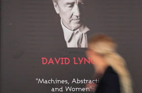 David Lynch revisite les Galeries Lafayette