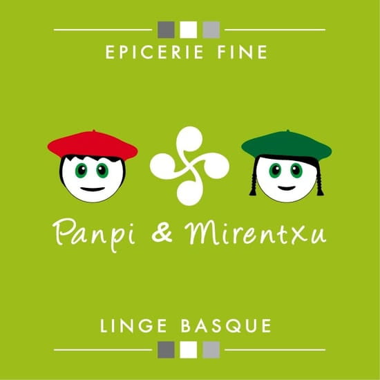 Panpi et Mirentxu