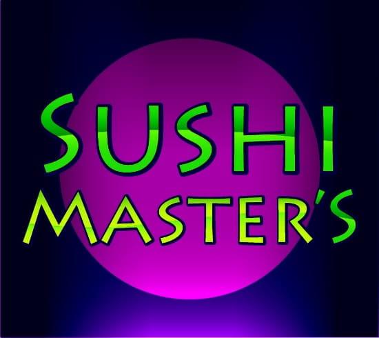 Sushi Master'S  - Le logo -   © Stephane