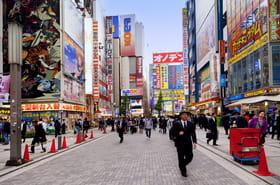 Les plus beaux endroits à visiter à Tokyo