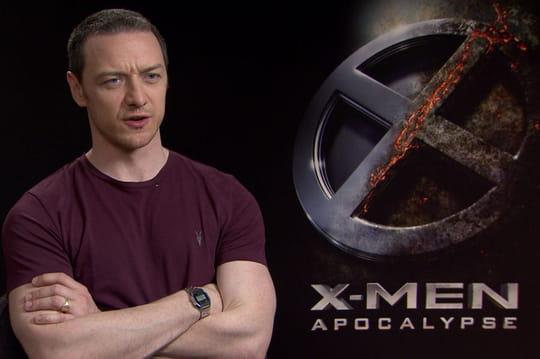 """James McAvoy : """"S'ils me veulent, je ferai d'autres films X-Men"""" [EXCLU]"""