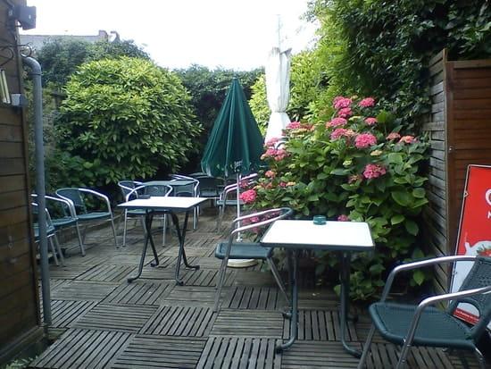 Restaurant du Musée Matisse  - terrasse arriére -