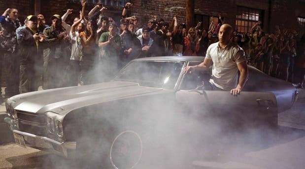 Vin Diesel, héros au cinéma comme dans la vie