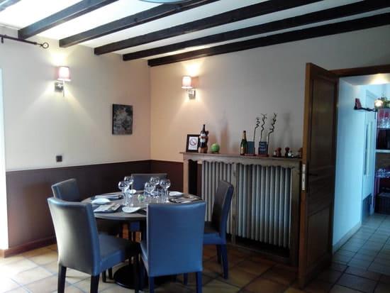 Restaurant : L'Athome  - Une des salles de restaurant -