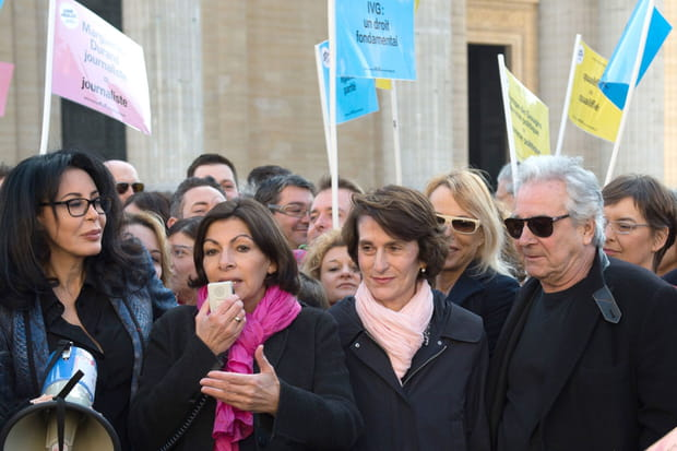 Pierre Arditi, socialiste de coeur