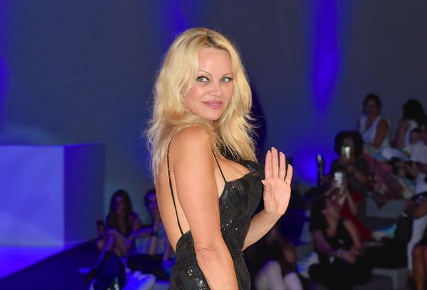 Pamela Anderson, en couple avec Adil Rami