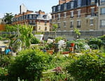Toits de Paris, des jardins extraordinaires