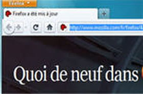 Firefox 4: une toute nouvelle mouture