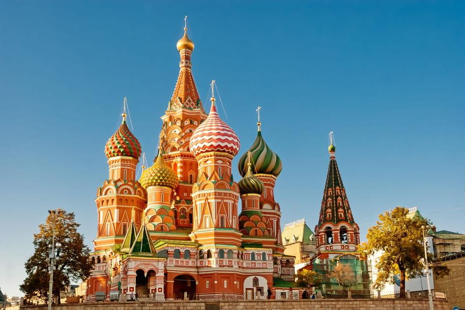 9- Moscou, en Russie