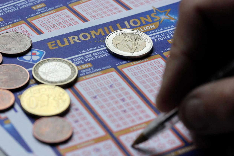 Une personne remporte les 190 millions — EuroMillions