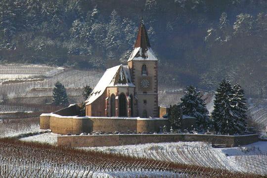 Alsace en hiver : que voir ? Que faire ?