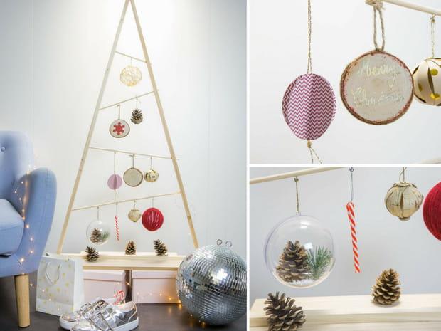 8tutoriels DIY pour fabriquer des boules de Noël
