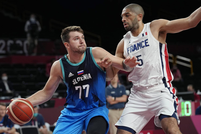 France -  Slovénie (JO 2021): les Bleus en finale, le résumé du match de basket