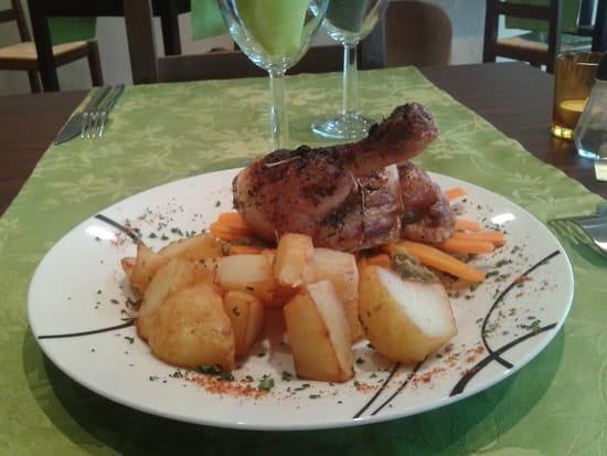 Mon ti Restô  - cuisine maison -   © Coralie TERRIER