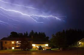 Comment protéger sa maison et son jardin de l'orage?
