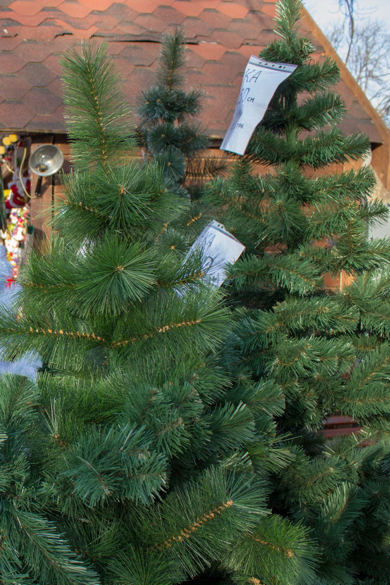 Comment choisir un sapin artificiel ?