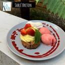 Dessert : K5 by Paul  - Sablé Breton -   © 06