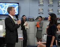 How I Met Your Mother : La crise des missiles de Stinson