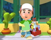 Manny et ses outils : Les jumeaux Lopart