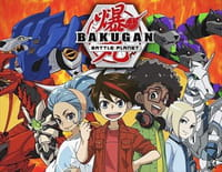 Bakugan Battle Planet : Retour au bercail