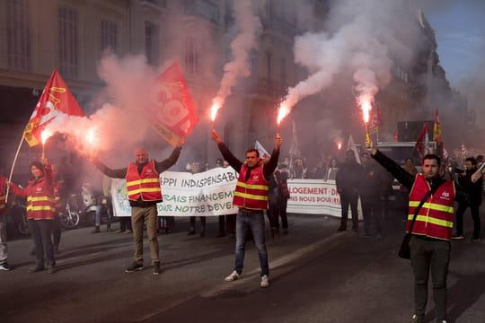 DIRECT. Manifestation du 20février: les cortèges à Paris et en régions