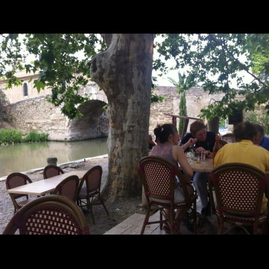 Restaurant : Auberge du Somail