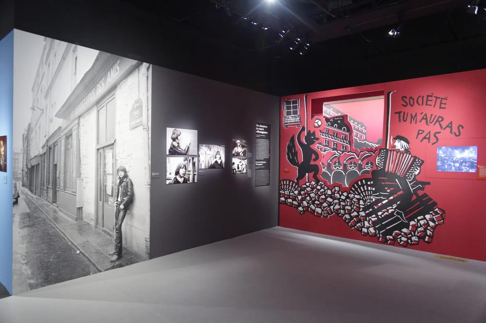 Putain d'expo!: la rétrospective de Renaud à la Philarmonie en images