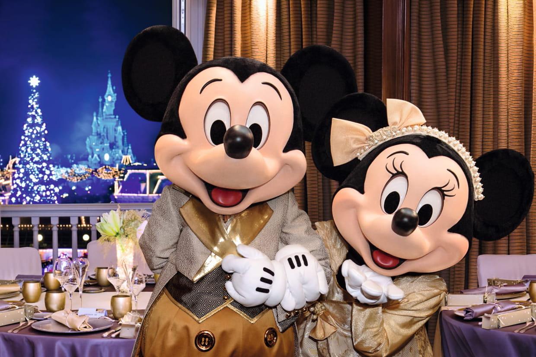 Disneyland Paris La Saison De Noël De Retour Jusquau 6