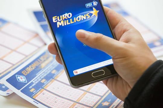 Resultat Euromillion: le tirage du mardi 7novembre 2017