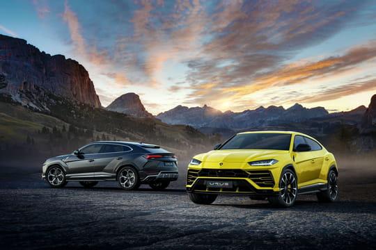 Lamborghini Urus: les premières images du SUV ultime [photos]
