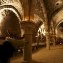 Restaurant : Banquet des Troubadours  - salle du restaurant médiéval -   © matthieu dessery