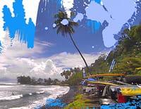 Couleurs outremers : Théâtre de bagne en Guyane