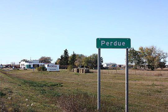 Le village Perdue
