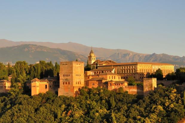 L'Alhambra: un palais de dentelles