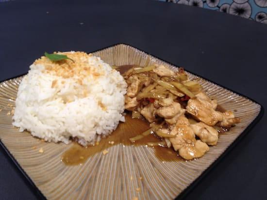 Restaurant Kyoto  - canard gingembre -