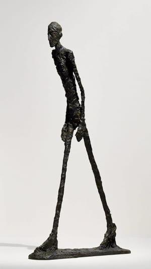 Alberto Giacometti - Homme qui marche I