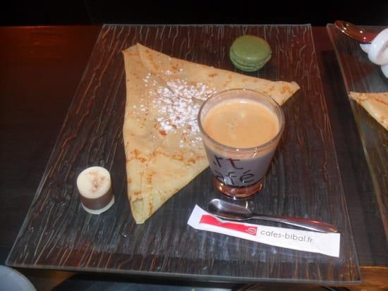 La Crêpière  - Des cafés Gourmands ! -   © La Crêpière