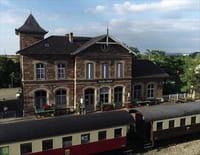 Sur les rails de France : Du Jura à l'Alsace