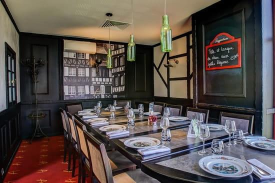 Les Relais d'Alsace - Taverne Kalrsbrau - Saint Grégoire