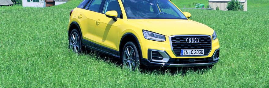 Essai Audi Q2 : un SUV plus petit mais une vraie Audi !