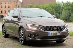 Essai Fiat Tipo : la berline qui va à l'essentiel