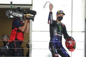 MotoGP: Quartararo et Zarco offrent à la France un doublé historique