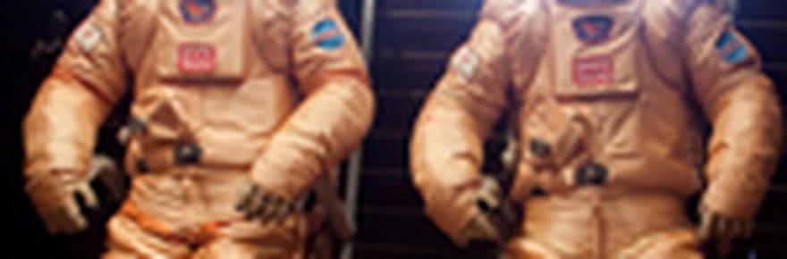 Des Terriens foulent le sol martien
