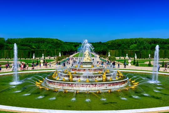 Château de Versailles: les Grandes Eaux nocturnes l'été