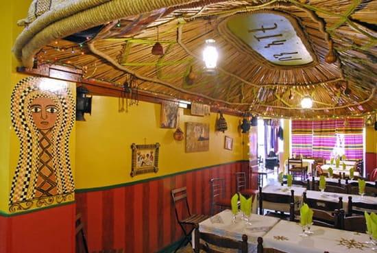 Ethiopia  - un plat original dans un cadre original -