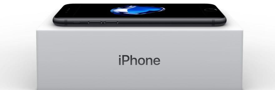 iPhone 7 : tout ce qui change