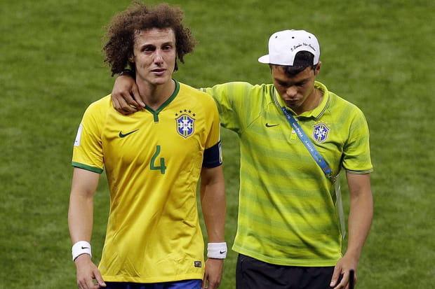 Le Brésil sombre à domicile face à l'Allemagne