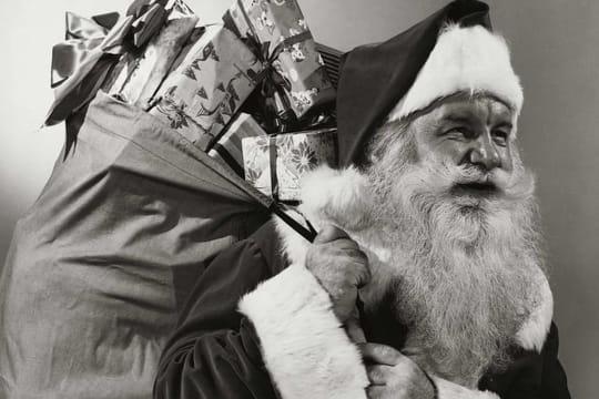 Père Noël: du Père Noël vert au Père Noël rouge de Coca-Cola...