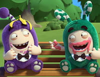 Oddbods : Attention les yeux