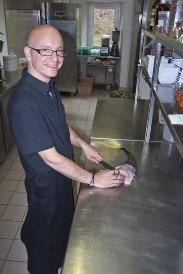 Le Diapason  - Le chef Pierre Loupiac, Maître Restaurateur -   © 2acm.fr